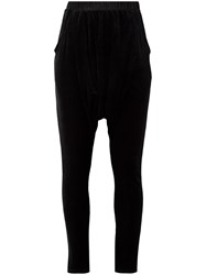 Tsumori Chisato Slim Fit Trousers Black