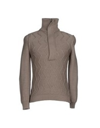 Relive Turtlenecks Dove Grey