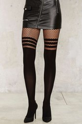 Above Sea Level Fishnet Tights 72239