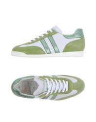 D'acquasparta Footwear Low Tops And Trainers Women Acid Green