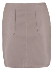 New Look Mini Skirt Light Grey