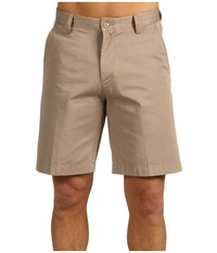 Nautica True Khaki Flat Front Short True Khaki Men's Shorts