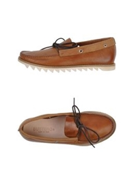 Buttero Moccasins Brown