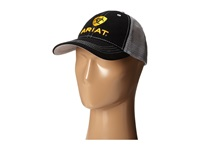 Ariat Embroidered Logo Baseball Cap Black Traditional Hats