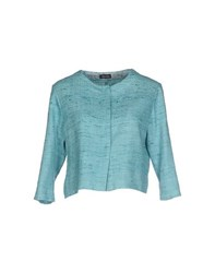 Charlott Suits And Jackets Blazers Women Turquoise