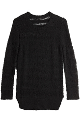 Iro Cotton Linen Textured Pullover