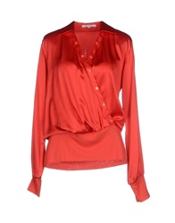 Cristinaeffe Blouses Red