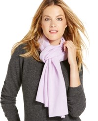Charter Club Jersey Knit Cashmere Muffler Only At Macy's Larkspur