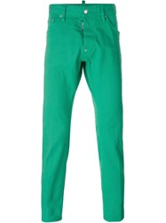 Dsquared2 'Cool Guy' Jeans Green
