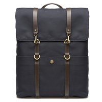 Mismo Dark Blue Ms Backpack