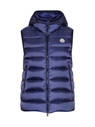 Moncler Ray Hooded Quilted Down Gilet