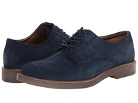 Bass Pasadena Navy Suede Men's Lace Up Casual Shoes Blue