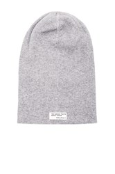 Nudie Jeans Hannesson Beanie Gray