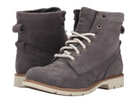 Timberland Bramhall 6 Lace Up Waterproof Boot Dark Grey Buttersoft Women's Boots