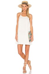 Motel Linikai Dress Bone Ivory