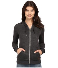 Roxy Signature Hoodie Dark Midnight Women's Sweatshirt Blue