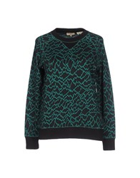 Levi's Made And Craftedtm Topwear Sweatshirts Women Green