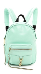 Rebecca Minkoff Mini Mab Backpack Winter Mint