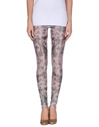 Patrizia Pepe Trousers Leggings Women Dove Grey