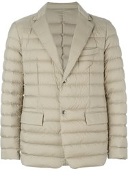 Moncler 'Javier' Jacket Nude And Neutrals