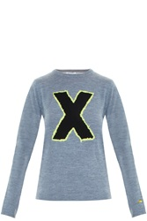 Bella Freud Generation X Sweater Grey