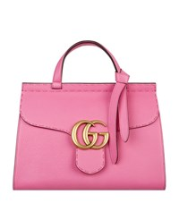 Gucci Marmont Gg Tote Female Pink