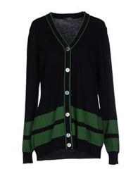 Fred Perry Cardigans Black