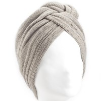 Emmelab Double Cross Headband Beige