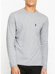 Aquascutum London Cullen Crew Neck Tee Grey