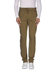 Jcolor Trousers Casual Trousers Men Military Green