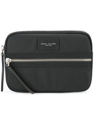 Marc Jacobs 'Biker' Mini Tablet Case Black
