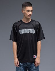 Undefeated Mesh Crew Jersey T Shirt