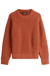 Dsquared2 Chunky Wool Pullover Red