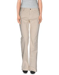 Antonio Fusco Trousers Casual Trousers Women Ivory