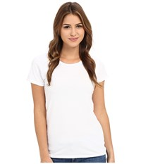 Alternative Apparel Cotton Jersey Vintage Tee White Women's T Shirt