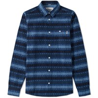 Carhartt Ethnic Shirt Blue