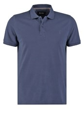 Only And Sons Onspique Polo Shirt Mood Indigo Dark Blue