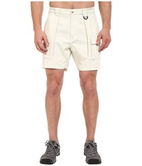 Columbia Big Tall Brewha Ii Short Stone Men's Shorts White