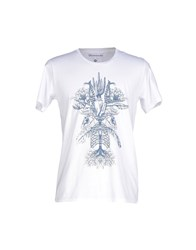 Misericordia Topwear T Shirts Men White