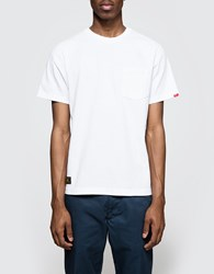 Wtaps Blank Ss C In White
