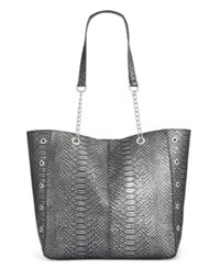 Inc International Concepts Korra Small Tote Only At Macy's Grey