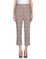 Thakoon Trousers Casual Trousers Women Skin Colour