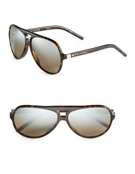 Marc Jacobs 60Mm Aviator Sunglasses Gold