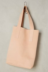 Anthropologie Mum's Oversized Tote Pink