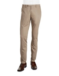 Tiger Of Sweden Liston Slim Fit Trousers Potato
