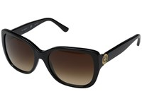 Tory Burch 0Ty7086 Black Brown Gradient Fashion Sunglasses