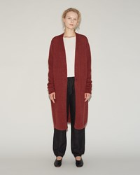 Humanoid Krissy Cardigan Red Coral