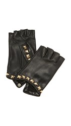 Agnelle Alice Gloves Black