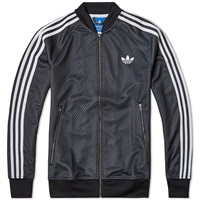 Adidas Snake Superstar Track Top Black