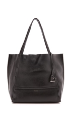 Botkier Soho Tote With Gunmetal Hardware Black